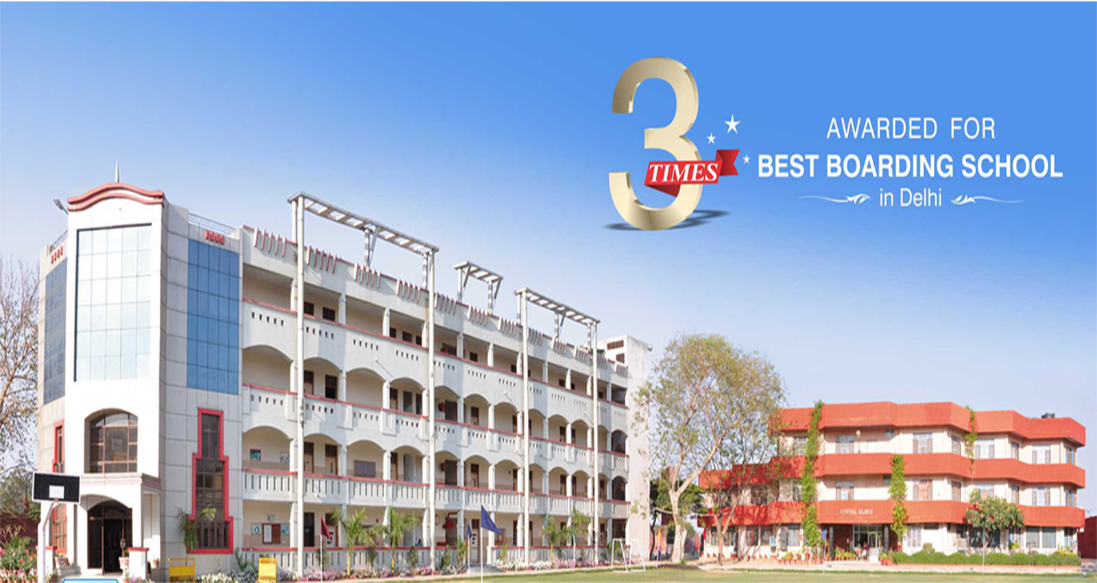 School with Hostel Facility in Delhi